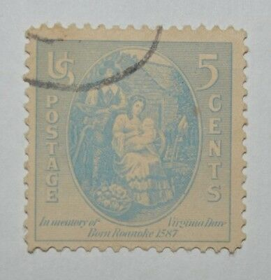 Very Rare Antique/Vintage Virginia Dare Early 1900's Stamp - No Reserve