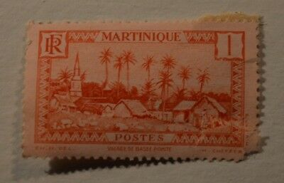 Very Rare Antique/Vintage Martinique Early 1900's - No Reserve