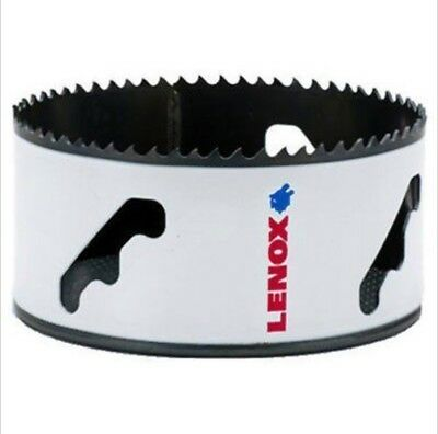 "LENOX 4"" Inch USA 1772014 Hole Saw Speed Slot T3 Bi Metal NEW IN PACKAGE"