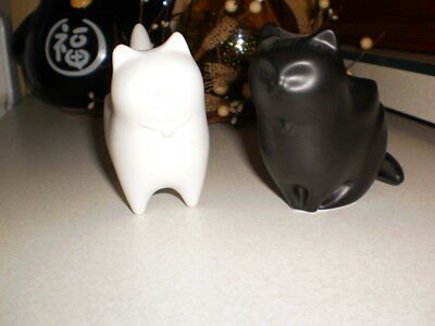 Partlie Cat Tealighht Holder Set