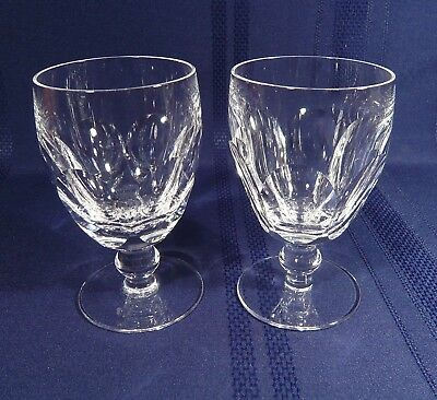 1  Waterford KATHLEEN Water Goblet 5 1/4 inches Liquor Drinking Glass