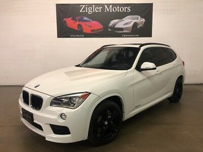 2015 BMW X1  2015 BMW xDrive35i  One Owner  Panoramic Roof Black M Wheels