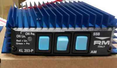 KL 203P Mobile Linear Amplifier by R.M (Free US shipping)