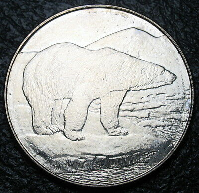 RCM - 2004 - Polar Bear - Medallion - Circulated