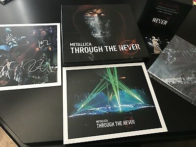 Metallica Through The Never Movie Prop Limited Edition of 1000 Doris Stage Piece