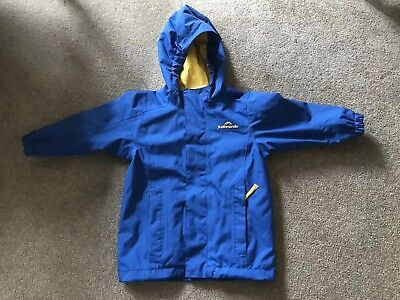 Kathmandu 3 in 1- Kids' Boys hooded Rain Jacket Light Packable Coat v2 size 2
