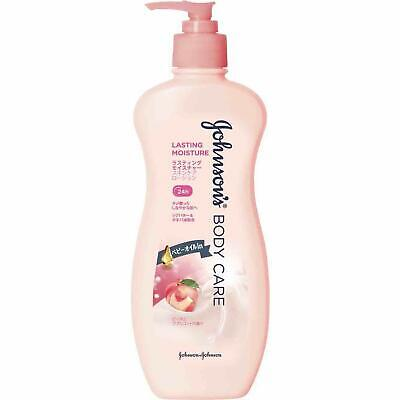 Johnson Body Care Lasting Moisture Lotion 400mL pump from Japan