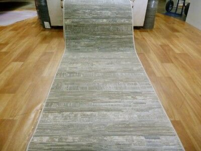 Very High Quality Stamford Beige Grey Cream Panels Hall Runner by the Meter New