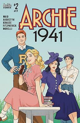 Archie 1941 #2 (of 5) (Cover B)