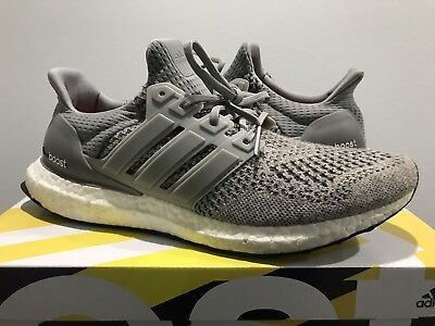 ADIDAS ULTRA BOOST 1.0 Wool Grey Men s 9.5 Ultraboost NMD -  122.50 ... 34c3b74e5