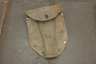 Wwii Ww2 Us Army Usmc First Pattern M43 Entrenching Tool Shovel Cover M1943