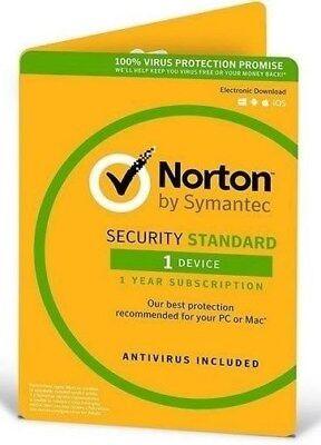 Norton Internet Security 1 PC/2019 Digital Delivery Only