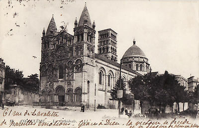 16 Angouleme Cathedrale 18 Ll