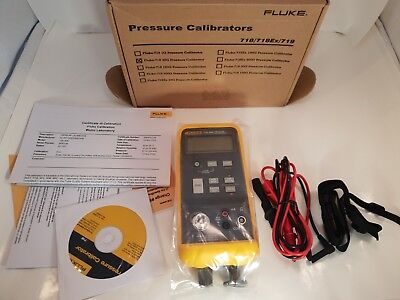 Fluke 718-30G Portable Electric Pressure Calibrator