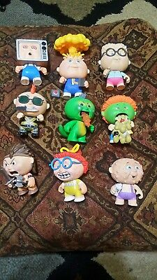 Garbage Pail Kids Vinyl Figures By Funko mixed lot ( series 1 and 2 )