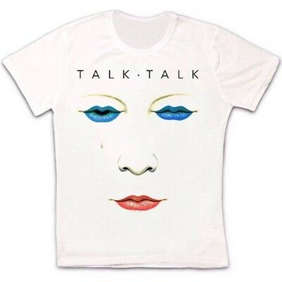 Talk Talk Party's Over Synthpop Retro Vintage Hipster Unisex T Shirt 1724