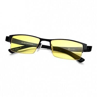 Klim Glasses with Blue Light Filter Anti-Fatigue Anti Blue Light UV Protection B