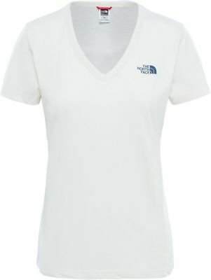THE NORTH FACE TNF Simple Dome T0A3H64PK Coton T-Shirt Manches Courtes Femme