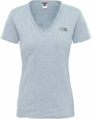 THE NORTH FACE TNF Simple Dome T0A3H6GAU Coton T-Shirt Manches Courtes Femme