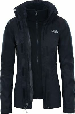 THE NORTH FACE TNF Evolve II Triclimate T0CG56KX7 3in1 Waterproof Jacket Womens