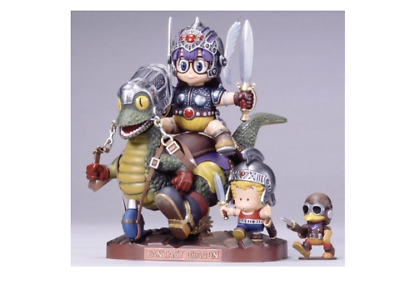 Dr. Slump Arale & Gajira Fantasy Dragon Bandai New