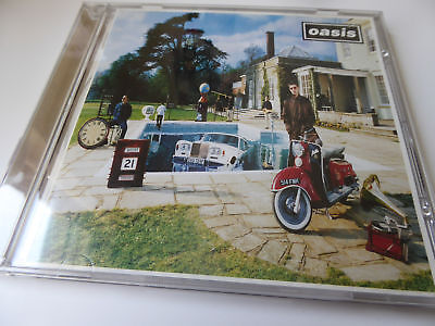 Oasis - Be Here Now - NM (CD)