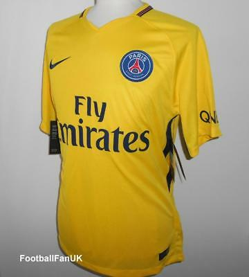 PSG Nike Official Away Shirt 2017-2018 NEW Jersey Maillot Paris St Germain