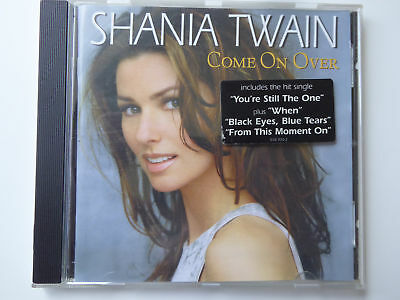 Shania Twain - Come On Over - NM (CD)