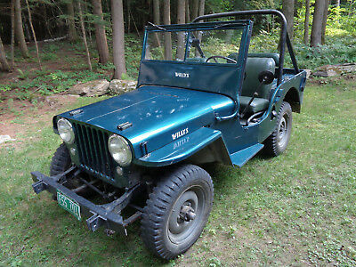 1947 Willys  1947 Willys cj2a jeep