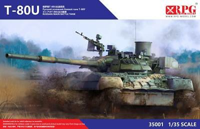 RPG Model 1/35 35001 Russian MBT T80U