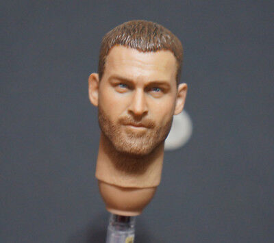 "EASY/&SIMPLE 1//6 Scale Global responders  GRS Head Sculpt F12/"" Male Toys Action"