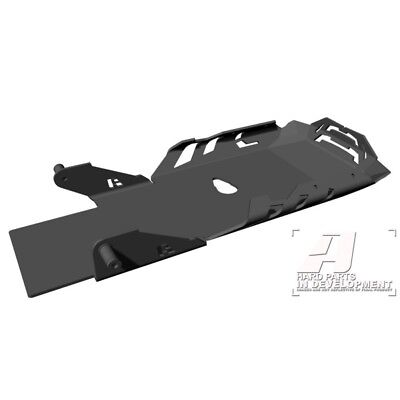 AltRider Skid Plate BMW R1200GS Water Cooled - Black - Without Mounting Brackets