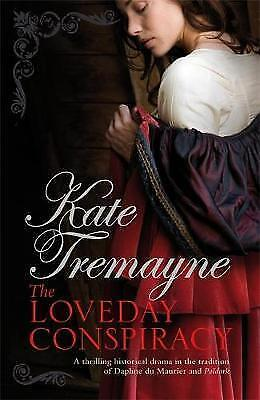 The Loveday Conspiracy (Loveday 10), Tremayne, Kate, New Book