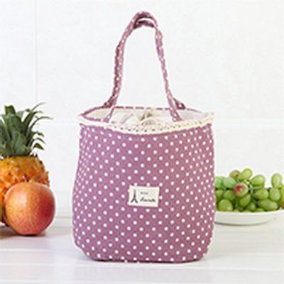 Portable Beam Insulation Lunch Bag Lunch Box Storage Cooler Bag L1