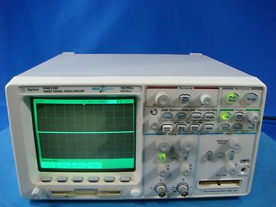 Agilent 54622D 100 MHz, 2+16 Channel, Mixed Signal Oscilloscope W/Opt N2757A