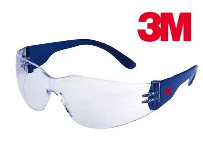 3M™ Safety Glasses, Anti-Scratch/Anti-Fog, Clear Lens, 2720 Lightweight Sporty