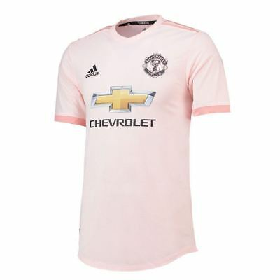 Manchester United Adidas Authentic Away Shirt 2018/19 (Adults)