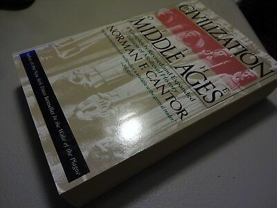 The Civilization of the Middle Ages, Norman F. Cantor, 1994, Paperback, NEW