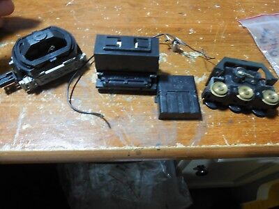 TYCO ALCO HO Scale Locomotive Replacement Parts Lot