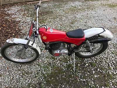 1978 Montesa Cota 247cc Trials Bike.