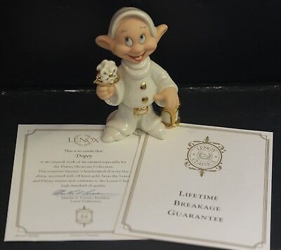 Lenox Dopey from Snow White, Disney Showcase Collection