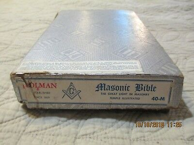 The Bible and King Solomon's Temple in Masonry copyright 1951