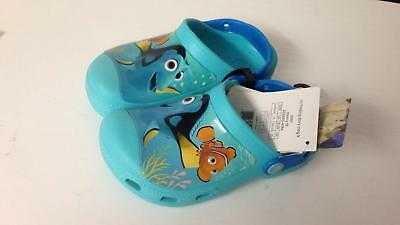 Crocs cc finding deory clog k Sandals pool roomy fit 202683-40M kids size UK j1
