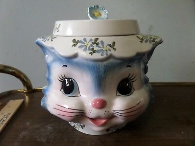 Lefton #1502 Little Miss Priss Cookie Jar
