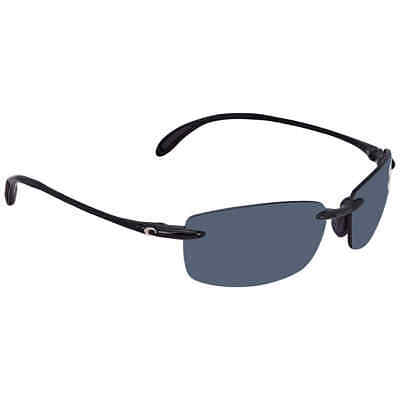 c37a059d8a COSTA DEL MAR Ballast Grey 580P Polarized Sunglasses BA 11 OGP BA 11 ...