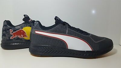 RED BULL RACING F1 PUMA SHOES SNEAKERS size UK9,5/EU44 - NEW