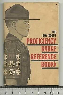 Boy Scouts of Canada Proficiency Badge Reference Book