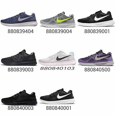 1c01ad02e5559 NIKE FREE RN Motion Flyknit 2017 Men s Running Training Shoes Size ...