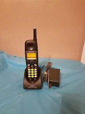 Panasonic KX-TGA450B 5.8 GHz 4-Line Expandable Cordless Handset for KX-TG4500B