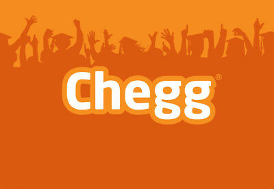 Chegg Study Premium Q&A and Textbook Solutions - 12 Months - Fast Delivery